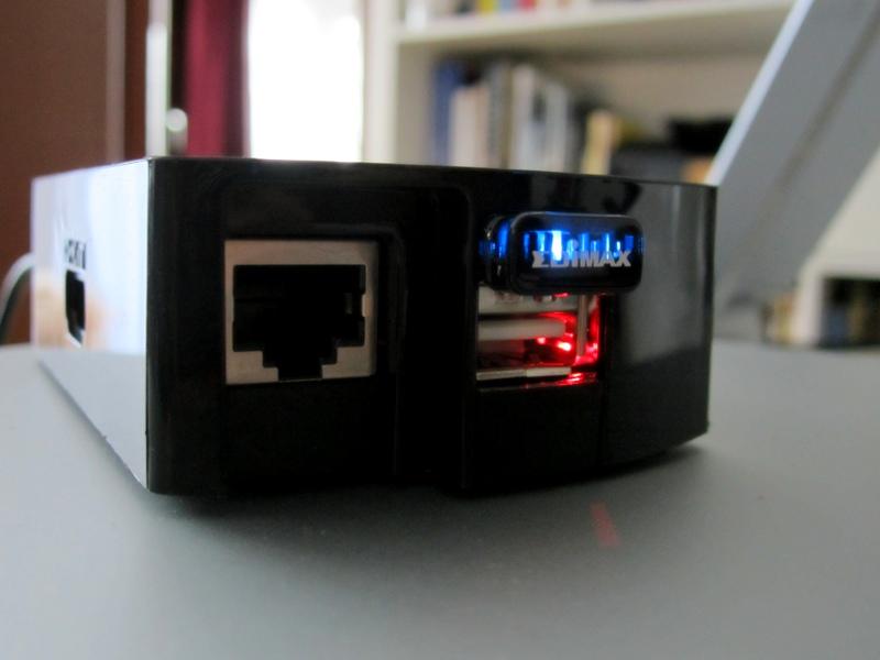 Raspberry Pi – Setting up Wi-Fi (Edimax)