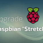 "Raspberry Pi - Raspbian-Update ""Jessie"" to ""Stretch"""