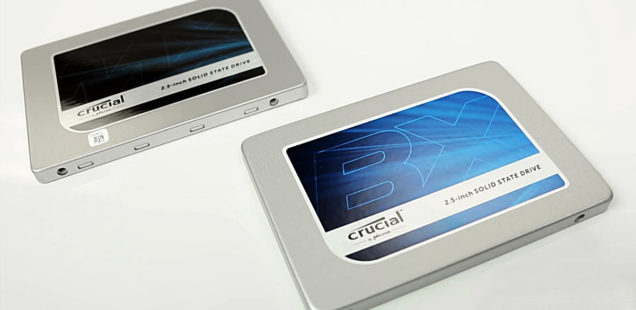 SSD comparison: Crucial MX500 vs. BX300