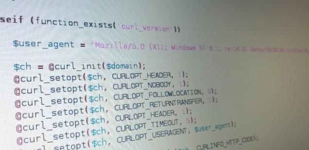 PHP: URL auf korrekte Syntax und Existenz prüfen