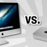 Kaufentscheidung - Mac Mini oder iMac?