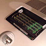 Mac Mini + iMac: Arbeitsspeicher aufrüsten (Anleitung) › Datenreise