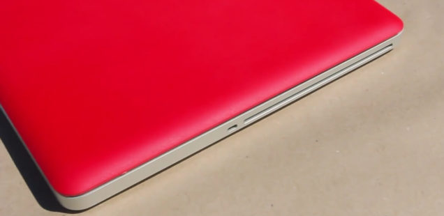 Apple Macbook: Gummierung mit PlastiDip (Modding)