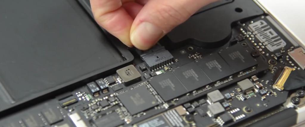 Macbook Air Ssd Aufrüsten Anleitung Datenreise