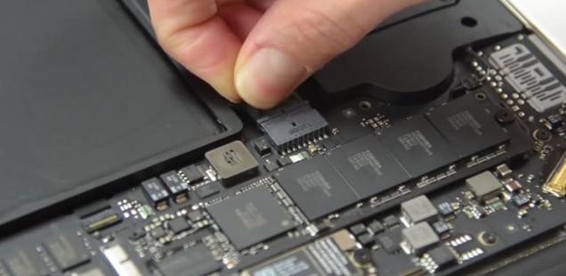 MacBook Air: SSD aufrüsten (Anleitung)