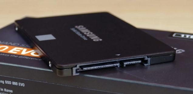 SSD-Vergleich: Unterschied Samsung 860 / 850 Pro und EVO