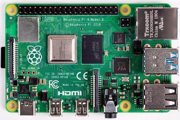 Raspberry Pi – Modellvergleich › Datenreise