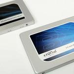 SSD-Vergleich:  Crucial MX500 vs. BX300