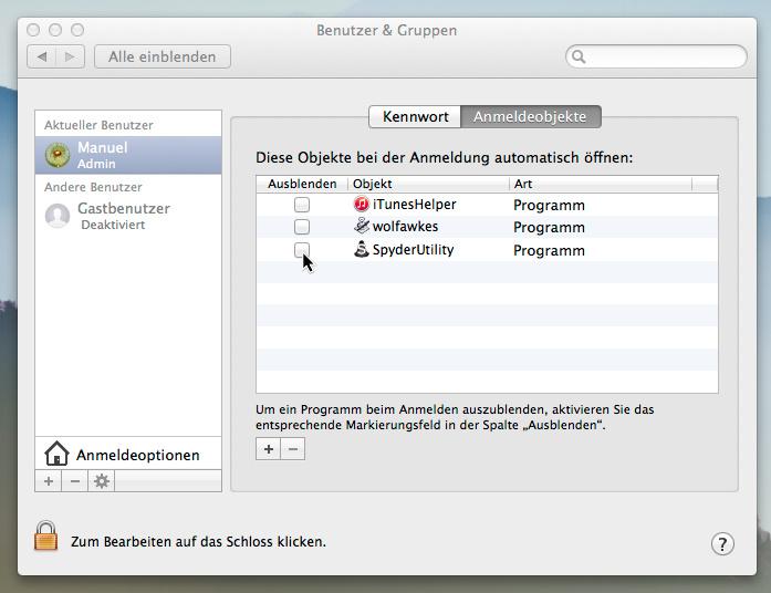 mac_osx_anmeldeobjekte