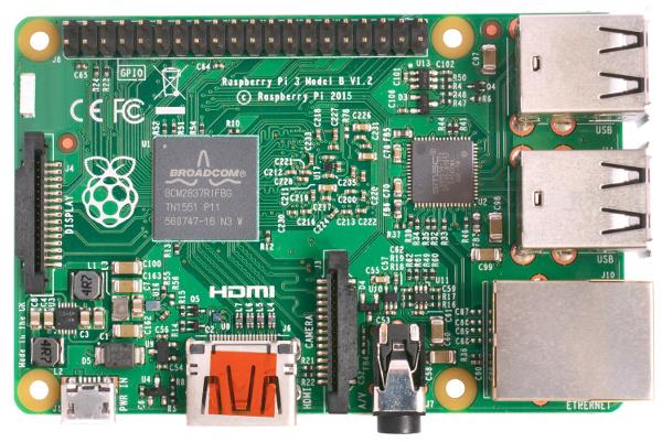 Raspberry Pi – Model comparison