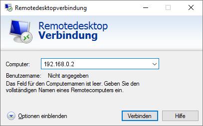 remote-dektop_verbindung