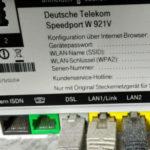 Problemlösung: Telekom Speedport W921V startet ständig neu
