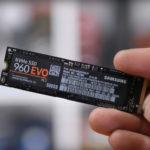 M.2 SSD-Vergleich: Unterschied Samsung 960 / 970 Pro und EVO